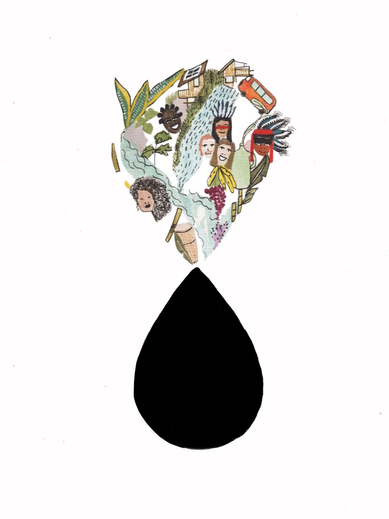 Areas Livres de Petróleo